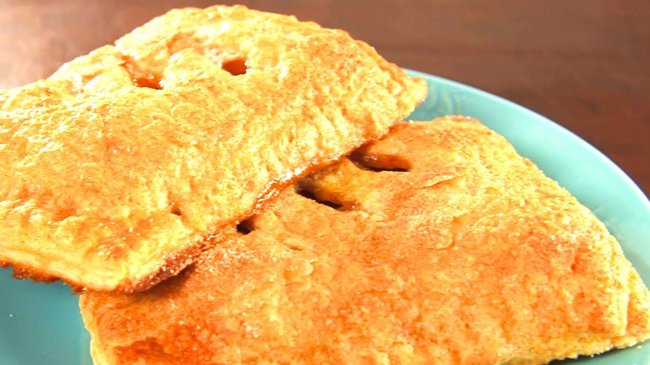 How To Make A McDonalds Apple Pie