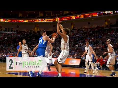 Men's Basketball - BYU vs Saint Mary's - WCC Tournament ...