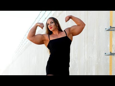 Female Bodybuilding Fbb | Natasha Workout | Iron Muscles Girl