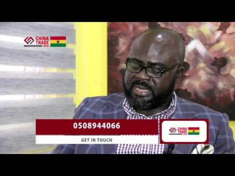 1st annual 'China Trade Week Ghana' to open in Accra