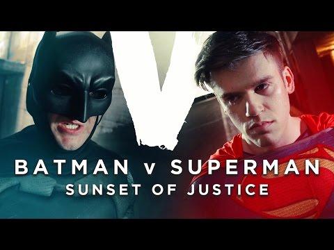 BATMAN V SUPERMAN  OFFICIAL PARODY  iPantellas