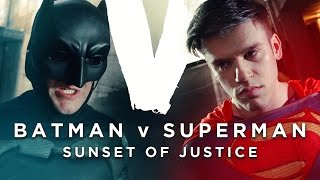 BATMAN V SUPERMAN - OFFICIAL PARODY - iPantellas