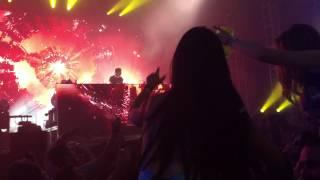 Hardwell - Rap das Armas/Morro do Dendê @ Arena One - Florianópolis/SC, Brazil - HD