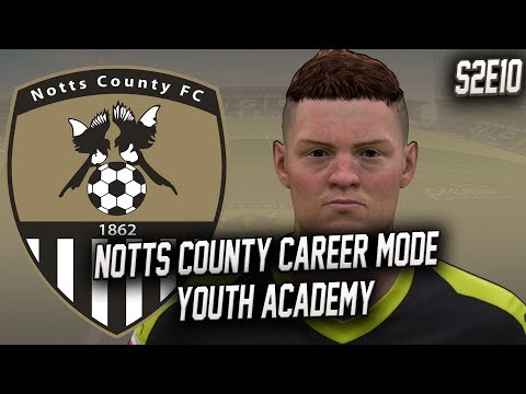 FIFA 19 - Notts County Career Mode - Season 2 Episode 10 (Youth Academy)