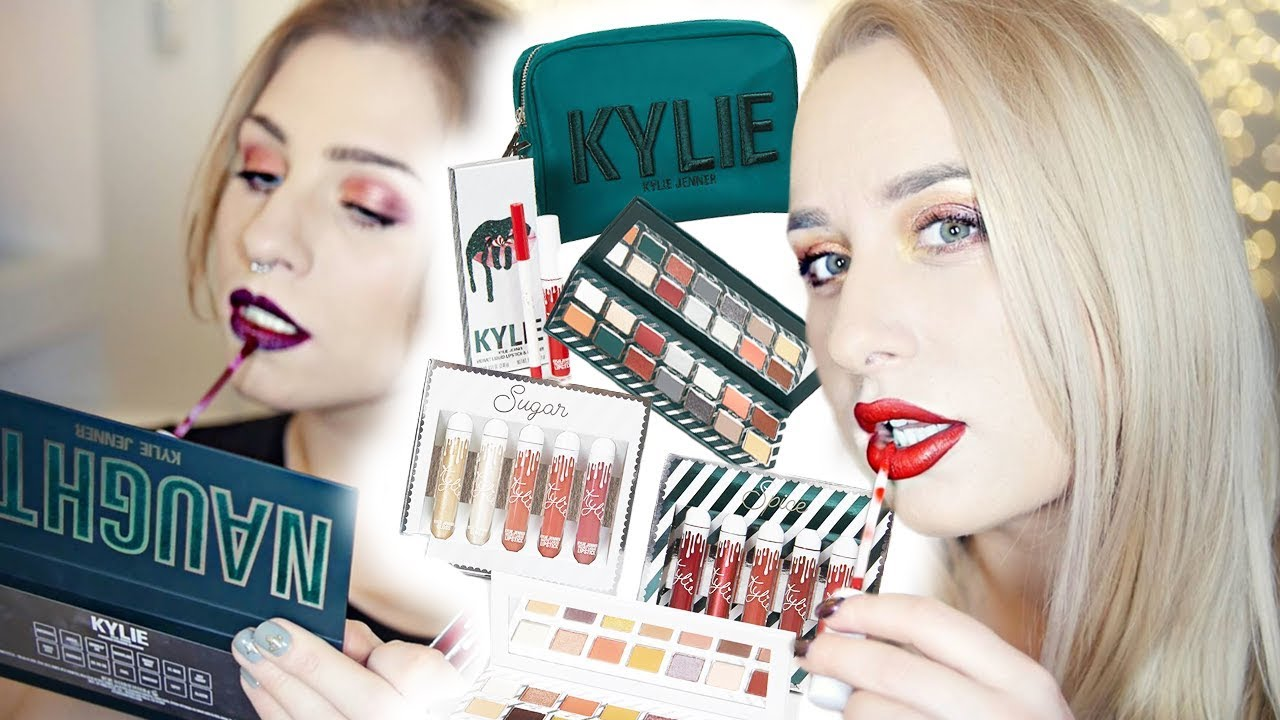 KYLIE HOLIDAY COLLECTION Z SIOSTRĄ!