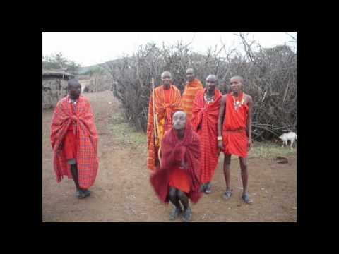 Dancing for Tourists on the Masai Mara