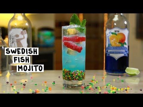 Swedish Fish Mojito