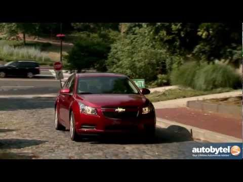 2012 Chevrolet Cruze LTZ Test Drive & Car Video Review with RS Package