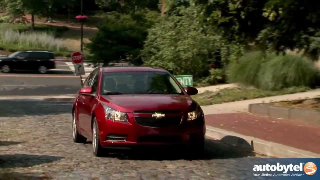 Cruze chevy cruze ltz review : 2012 Chevrolet Cruze LTZ Test Drive & Car Video Review with RS ...