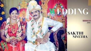 Best indian traditional wedding highlights of Sakthi Nivetha by Giristills