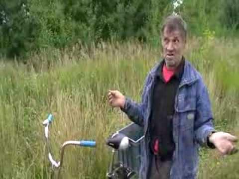 Простой рабочий велосипед!