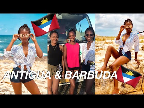 ANTIGUA & BARBUDA 🇦🇬 // CARIBBEAN LIFE // TRAVEL VLOG // Part 1