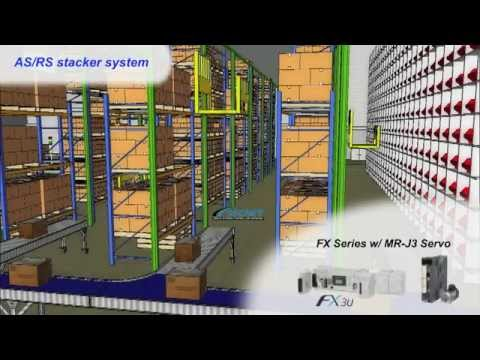 Mitsubishi Electric - Warehouse Control Solutions