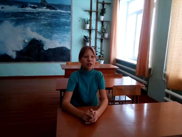 Изображение предпросмотра прочтения – ВалерияТолстых читает произведение «Ворона» А.А.Блока