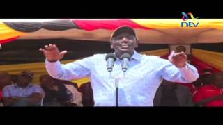 DP Ruto says opposition lacks a vision for the country