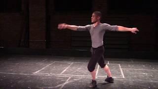 Brian Cedric Jones Dance (Rehearsal) Reel