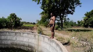 swim india gaon ka swimming