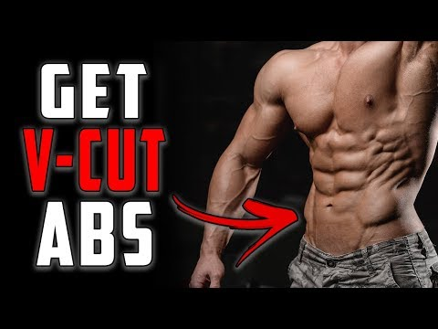 The BEST Exercise for V Cut Abs (GET RIPPED OBLIQUES!)