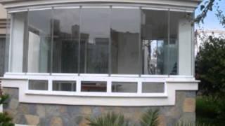 видео Остекление лоджий и балконов алюминиевым профилем: технология, цена и отзывы потребителей