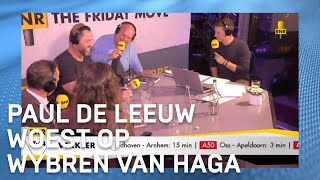 Gambar cover Paul de Leeuw tegen Wybren van Haga: 'Je bent een loser!' VERONICA INSIDE