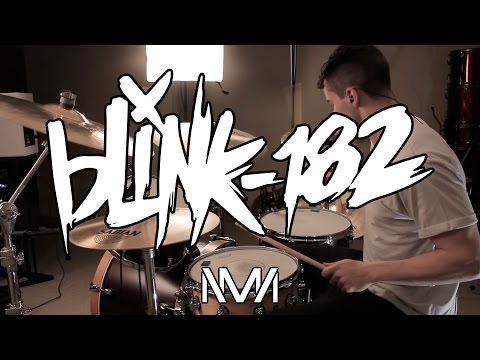 6/8 - Blink 182 - Drum Cover