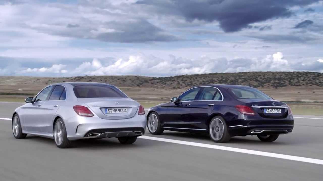 Yeni Mercedes C Serisi ilk sürüş izlenimi // ototest.tv