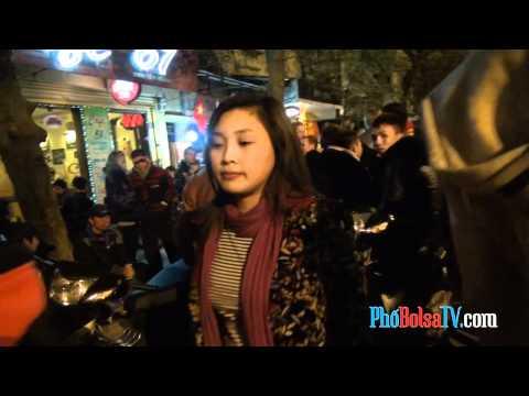 Giao thừa Tết Nhâm Thìn 2012 tại Hà Nội - Phần 2