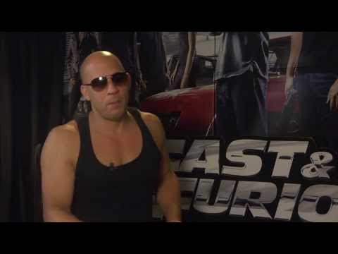 Fast & Furious 6 - Greeting from Cast and Crew at Manila Junket