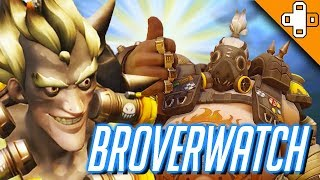 BROVERWATCH IS BACK! Overwatch Funny & Epic Moments 398