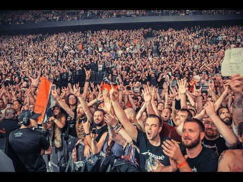 METALLICA - Master Of Puppets Live In Paris, 08 September 2017 (Multi-Cam - HQ Sound LiveMet.com)