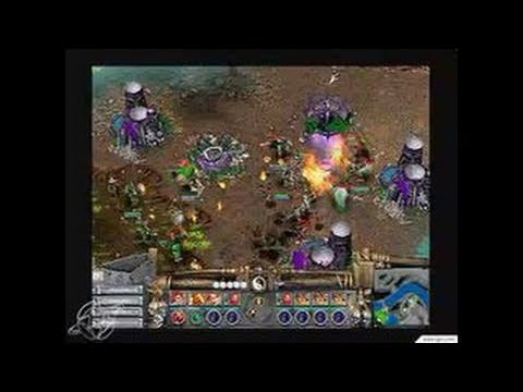 Battle Realms Winter Of The Wolf Pc Games Gameplay Youtube