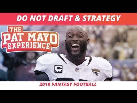 2019 Fantasy Football Rankings — Draft Strategy, Do Not Draft Players, RB Rankings And Sleepers