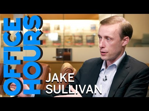 Jake Sullivan: The Start of Secret Talks with Iran