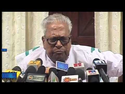 M K Damodaran's and P Sasi's Involvement in Sooryanelli Case Must Enquire: V A Achuthananthan
