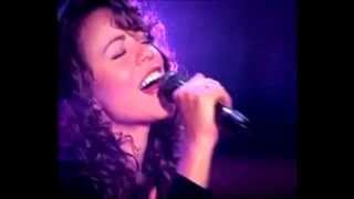 Love takes time Mariah Carey 1993 Thanksgiving concert