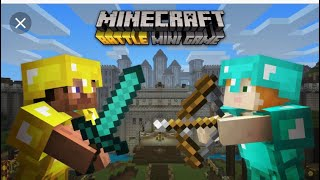 Battle mini game on minecraft / Видео