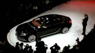 2009 Bugatti 16 C Galibier Concept Videos
