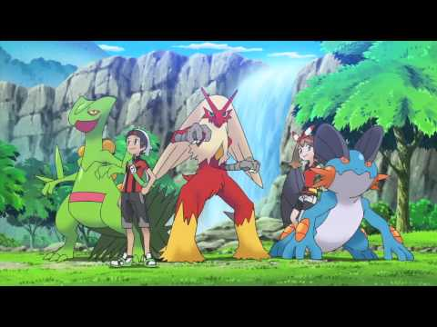 Download Youtube: Trailer anime Pokmon Rubis Omga et Saphir Alpha