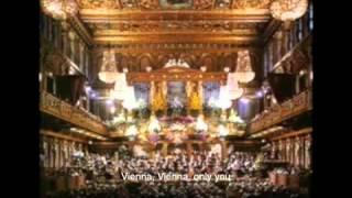 Wien, Wien, nur du allein - Vienna, Vienna, only you - Fritz Wunderlich