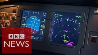 Malaysia Airlines: How easy is it to change flight path? BBC News