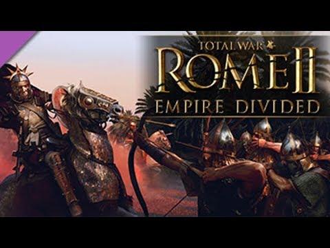 Total War Rome II: Empire Divided - Alle Infos zum neuen MEGA-DLC (Release: 30.11.) |