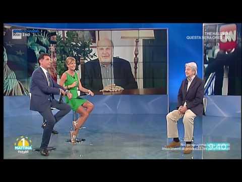 Valentina Bisti - Gonna verde a Unomattina Estate 04 07 17