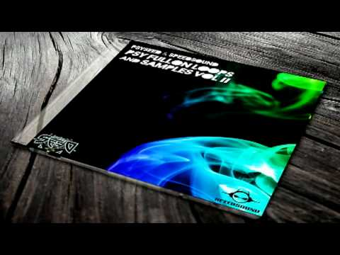 PsySeeD & Speedsound [Psy Fullon Loops and Samples Vol.2] * PRODUCER LOOPS