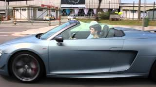 Audi R8 GT Spyder | Canal Top Speed