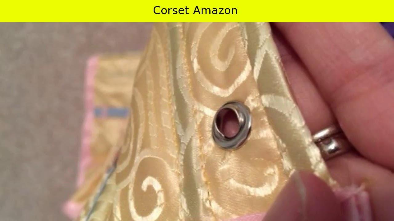 Corset Amazon - YouTube b34f5eed2