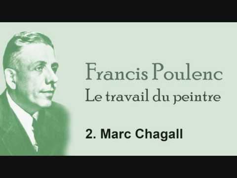 poulenc -  Marc Chagall.wmv