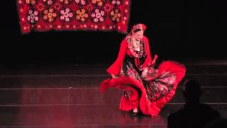 Russian Gypsy Dance by Nomad Dancers