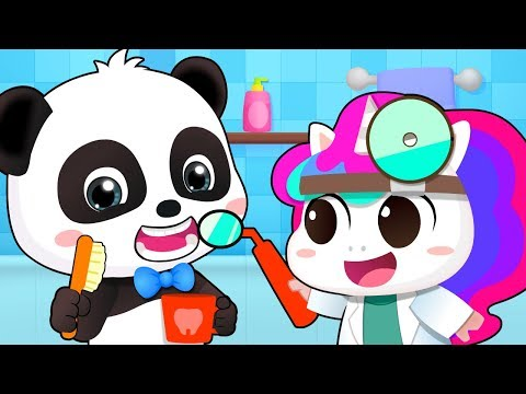 Baby Dental Check Up Song | This is the Way | Nursery Rhymes | Kids Songs | BabyBus
