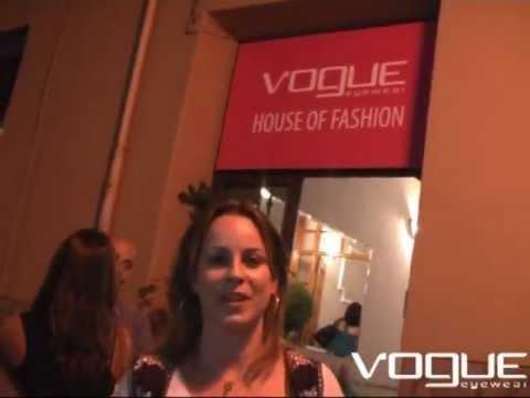 Vogue Eyewear House of Fashion
