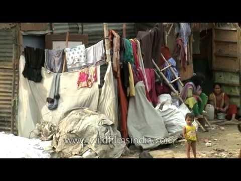 New Delhi: Slum capital of India?